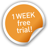 One week free trial!